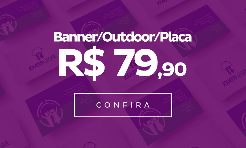 Banner/Outdoor/Placa
